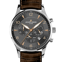 Jacques Lemans Chronograph London-1-1654F