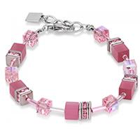 coeur-de-lion-geo-cube-armband-rosa-4322-30-1900